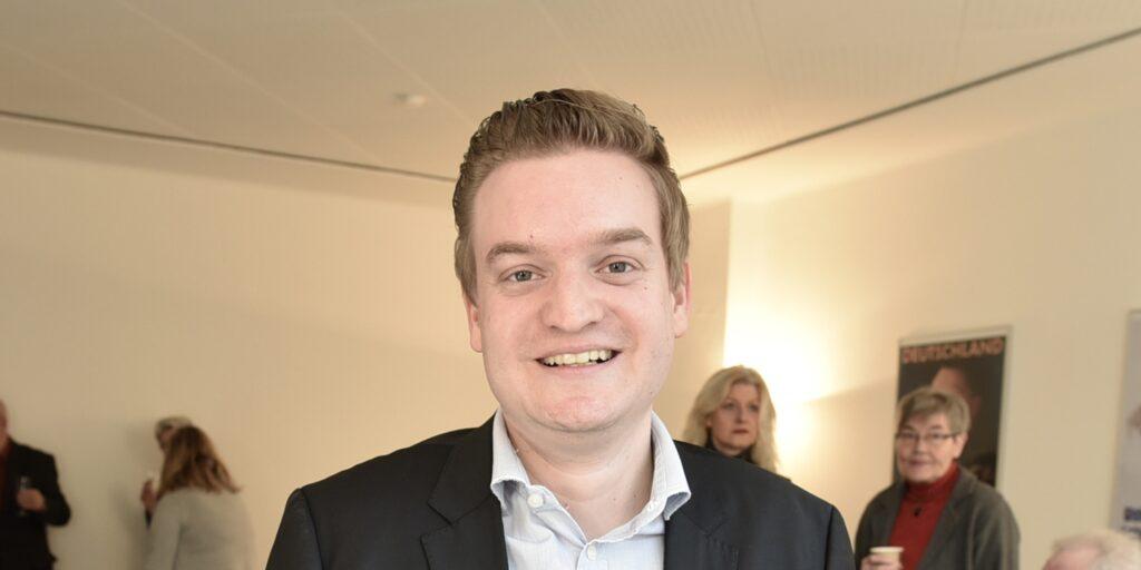 Michael Breilmann kandidiert bei der Bundestagswahl 2021 zum zweiten Mal in Folge für Castrop-Rauxel, Waltrop und Recklinghausen.